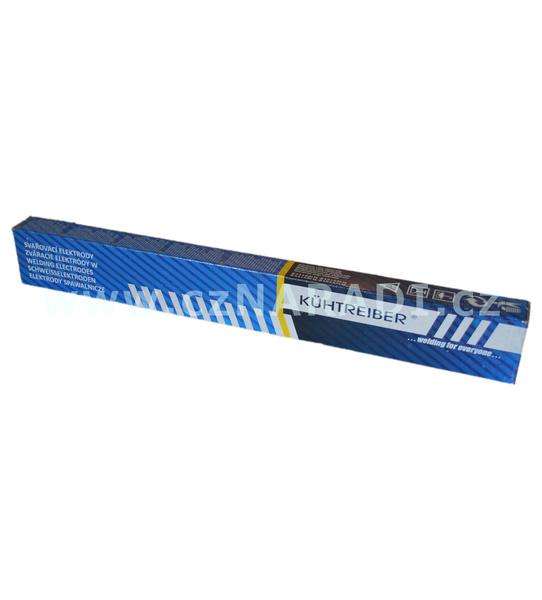 Elektrody bazické 2,5x350 mm/ 1Kg, Kühtreiber