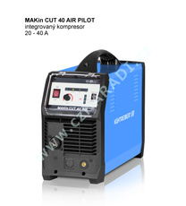 MAKin CUT 40 AIR PILOT - s kompresorem