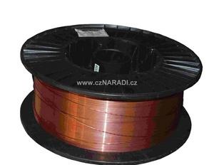 Svařovaci drát 0,8 mm/ 5 kg