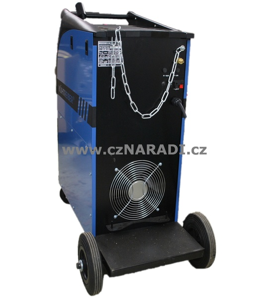 Regulátor otáček ventilátoru