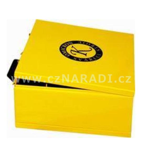 Kufr pro Invertor a příslušenství GAMA - žlutý