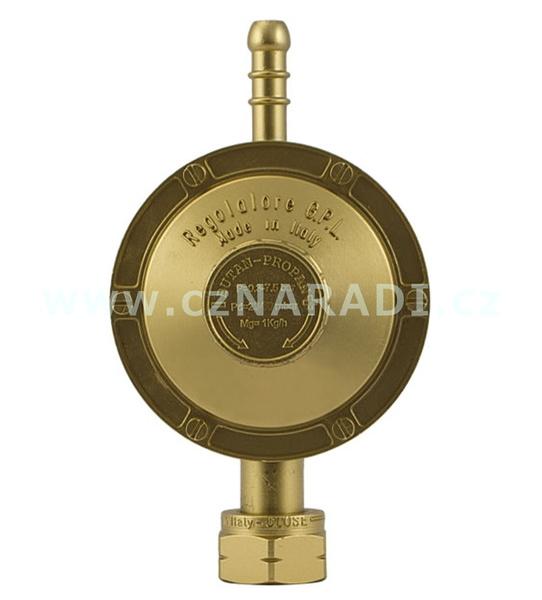 Redukční ventil propan-butan bez manometru