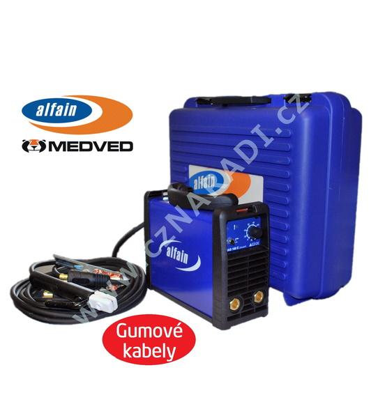 PEGAS 160 E Smart + kabely + kufr, záruka až 5 roků