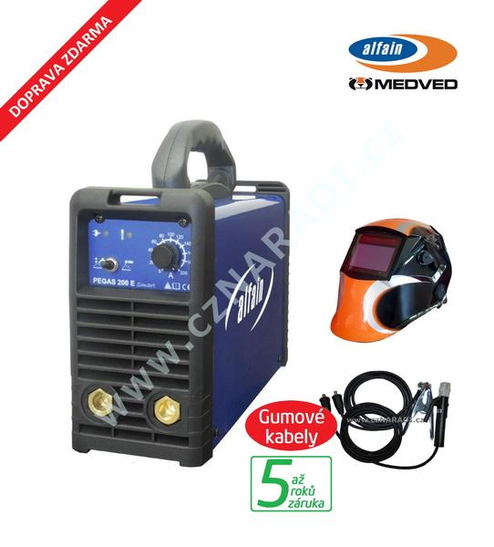 PEGAS 200 E Smart + kabely + kukla, záruka až 5 roků