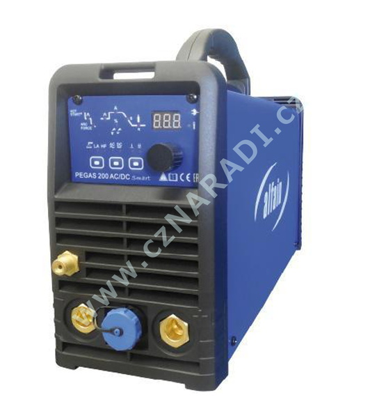 PEGAS 200 AC/DC smart + kabely + TIG hořák