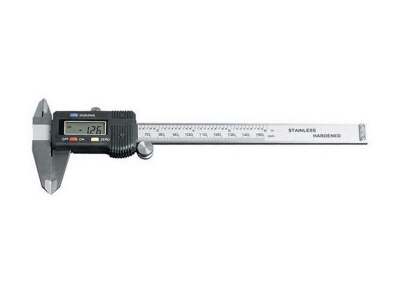 Posuvné měřidlo 150mm /0,01mm digitální