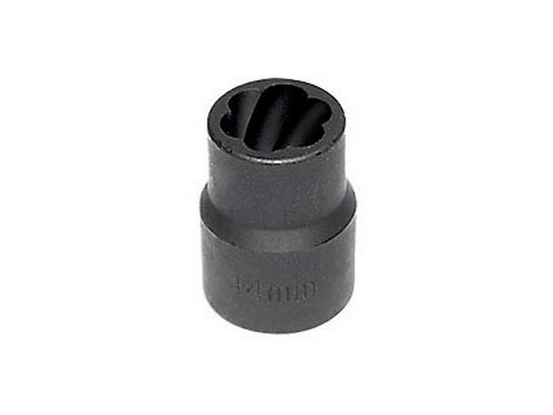 """Nástavec 1/2"""" 10,0mm NiCrMb na stržené hrany šroubů"""
