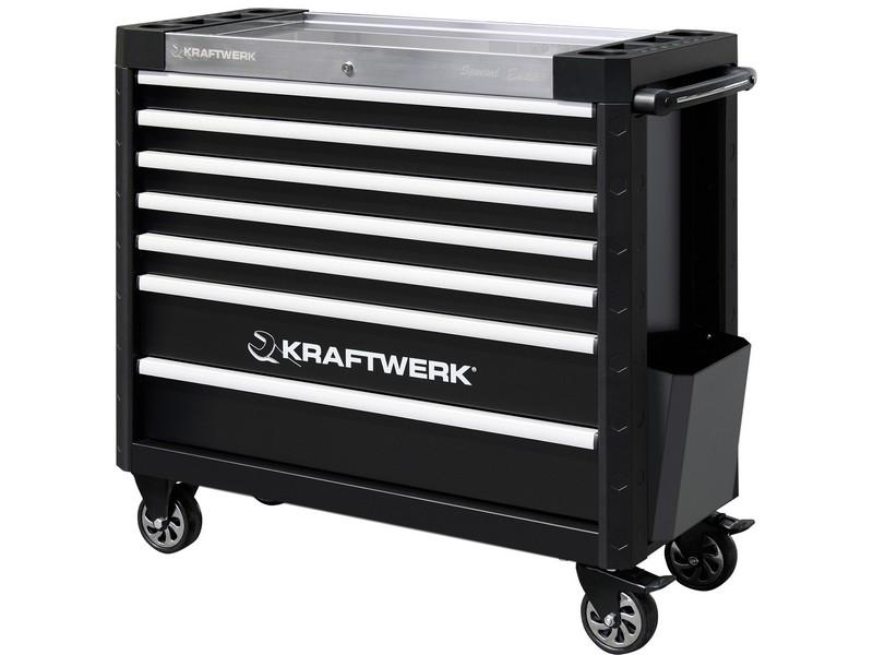 Dílenský vozík 7 zásuvek KRAFTWERK CINCO