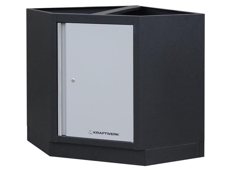 MOBILIO - spodní skříňka rohová 864x864x910mm