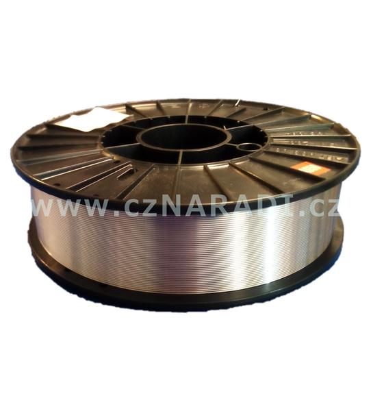 Svařovací drát 1,0 mm, ALSi 5 MIG cívka 2kg
