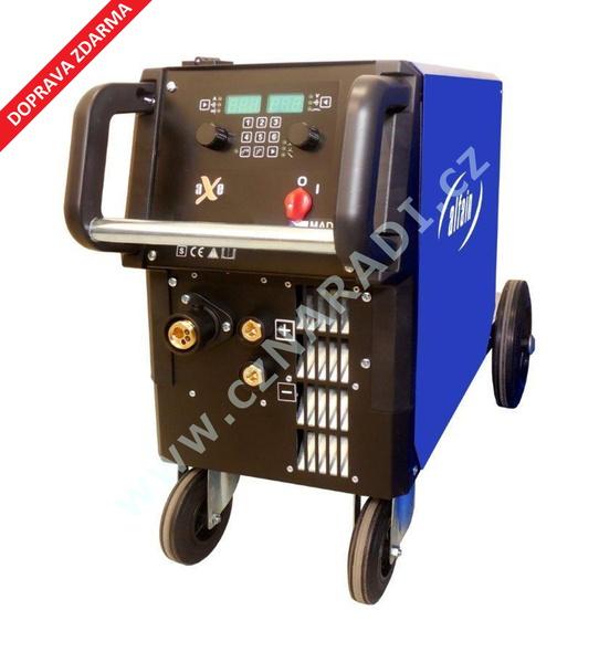 aXe 320 PULSE SMART GAS