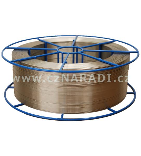 Svařovací drát 0,8 mm/ 15 kg, nerez