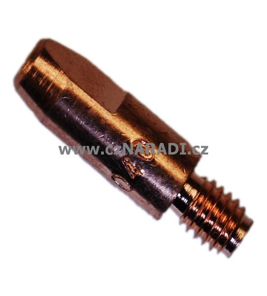 Průvlak M6x8x28x1,6mm E-Cu