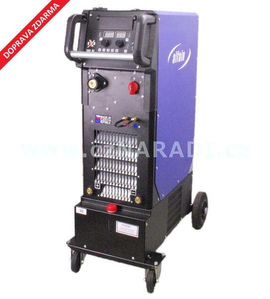 aXe 400 IN COMPACT-44 H2O + Hořák digi, svářečka Alfain
