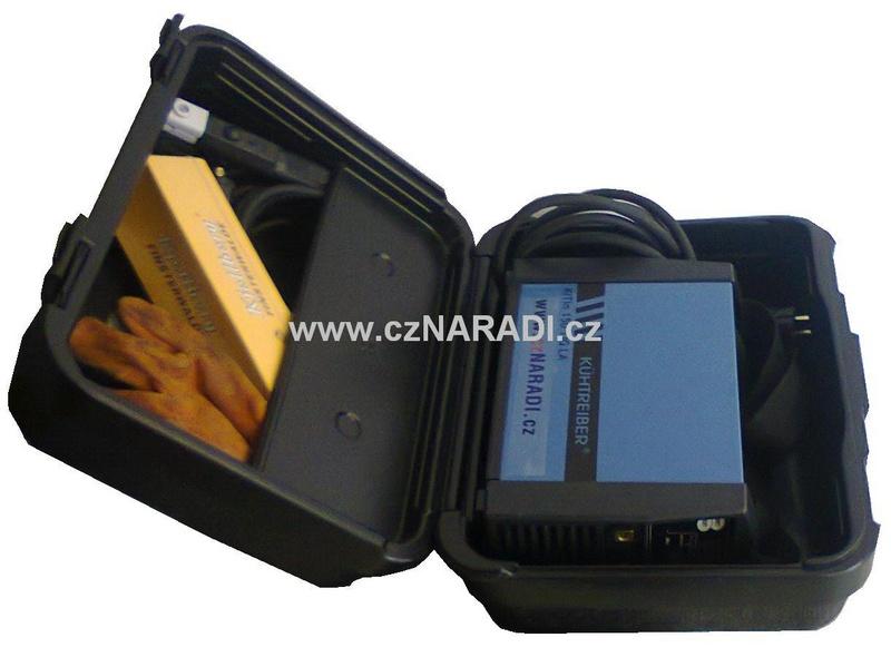 Kufr pro Invertor 145-170 a příslušenství