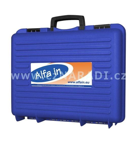 Kufr pro Invertory PEAGAS modrý, Alfain