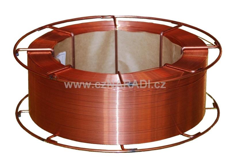 Svařovací drát 0,8 mm/ 15 kg